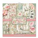 Stamperia - House of Roses 12x12 Inch Paper Pack